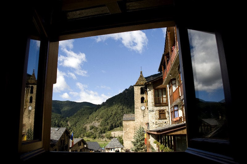 Hotel Santa Barbara de la Vall d'Ordino