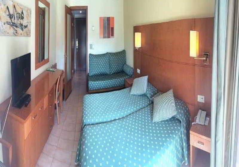 منتجع AR Galetamar Hotel & Apartamentos كالبي