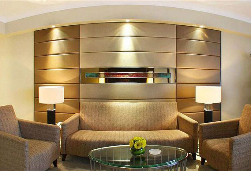 Four Points by Sheraton Beijing, Haidian Hotel & Serviced Apar Pekín