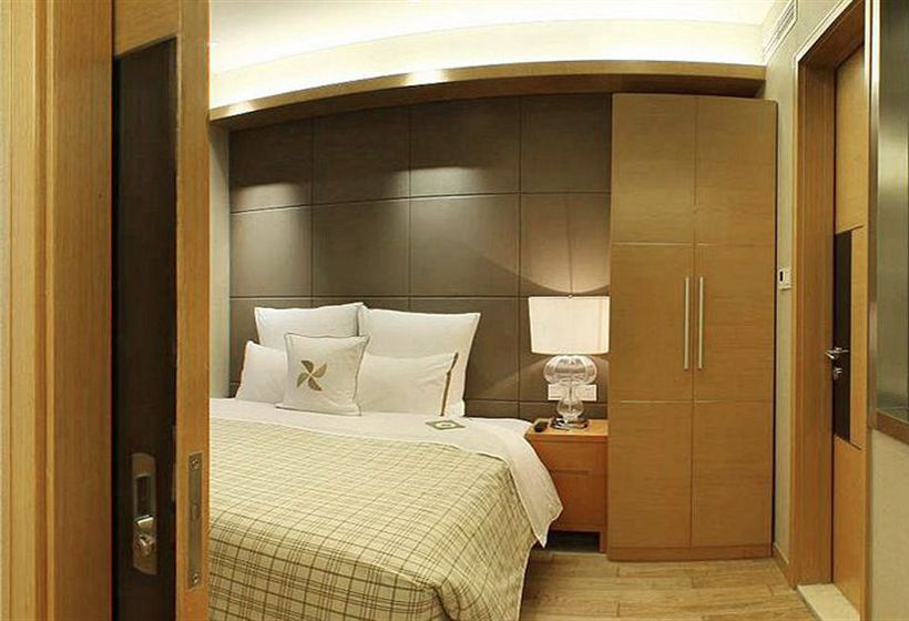 Four Points by Sheraton Beijing, Haidian Hotel & Serviced Apar Pékin