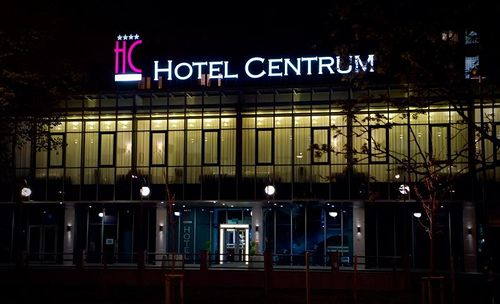 Centrum Hotel Krakau