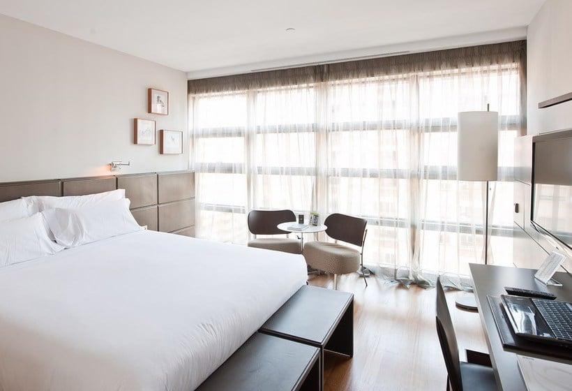Habitación Hotel Reina Petronila Zaragoza