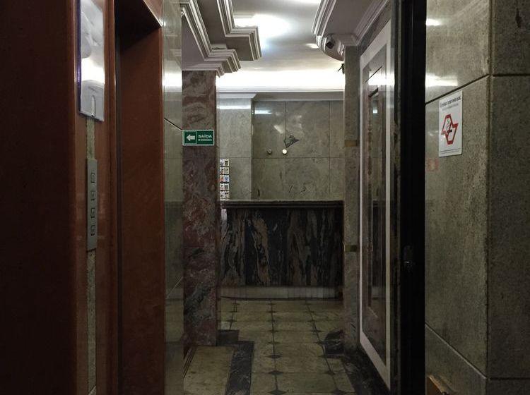 Republica Park Hotel Sao Paulo