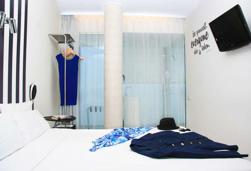 Zimmer Hotel Acta Mimic Barcelona