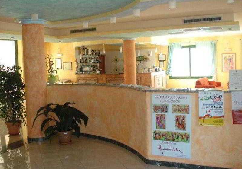 فندق Baia Marina Orosei