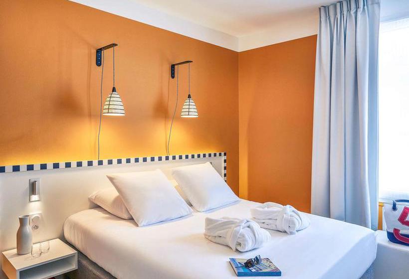 Room Hotel Mercure Brest Centre Les Voyageurs