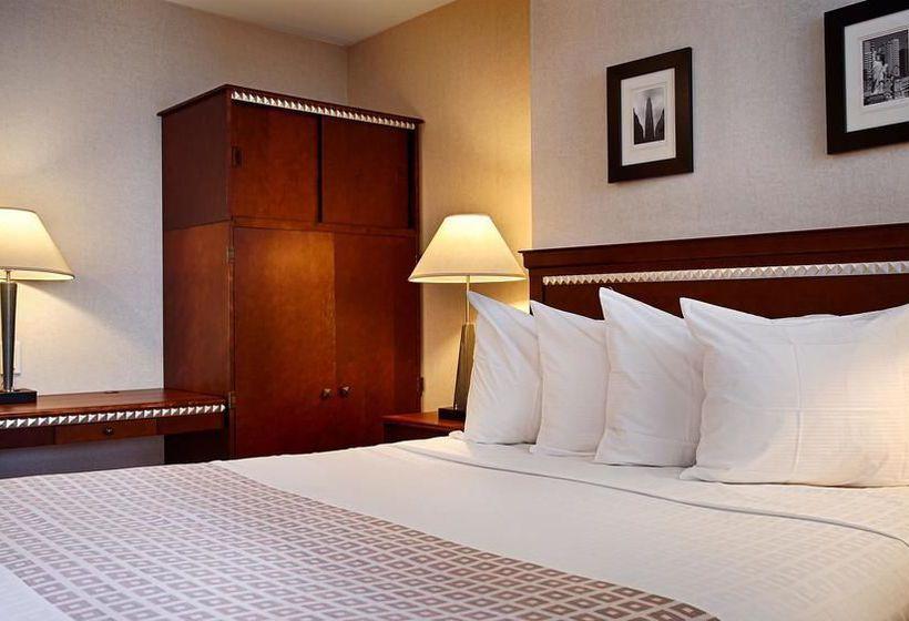 Best Western Bowery Hanbee Hotel نيويورك