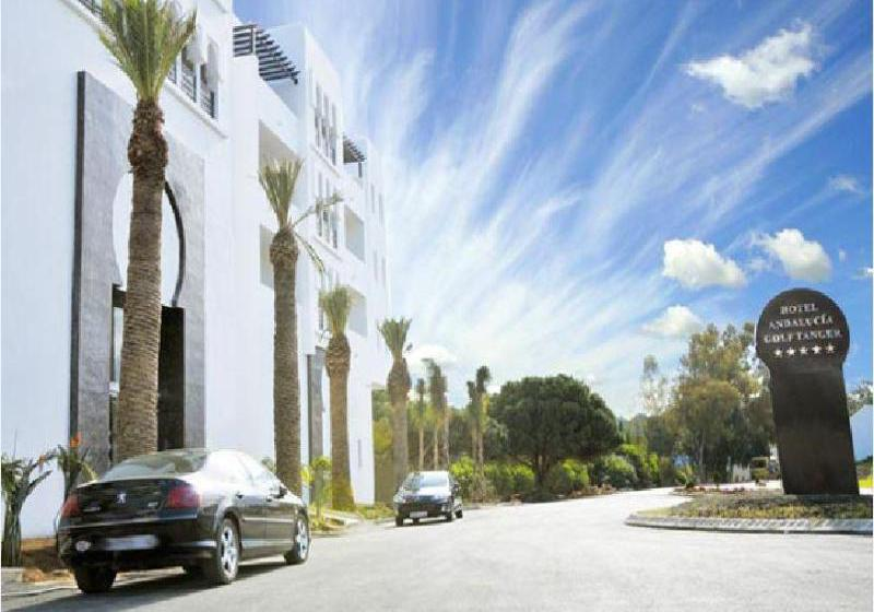 فندق Golden Tulip Andalucia Golf Tanger طنجة