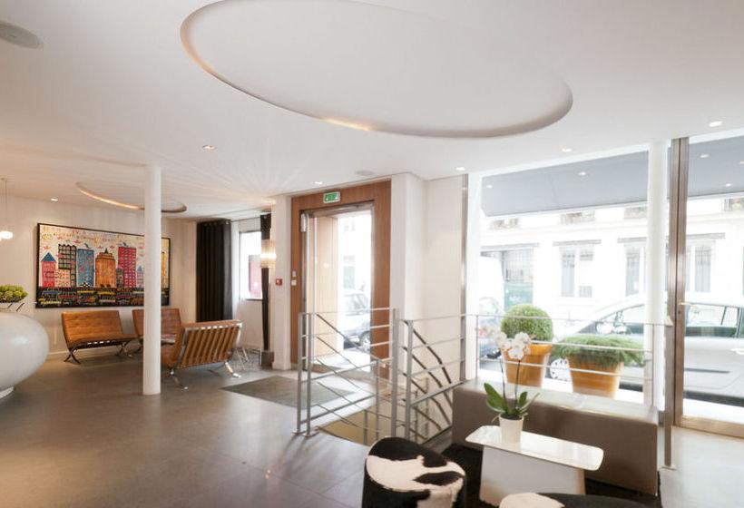 Hotel Le 20 Prieuré Parigi