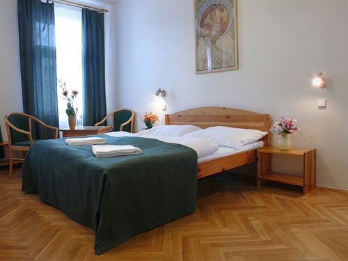 Hotel Pension Prague City Praga