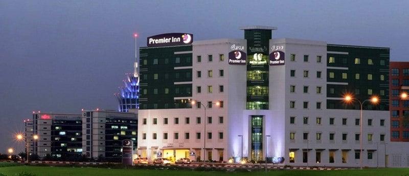 Hotel Premier Inn Dubai Silicon Oasis