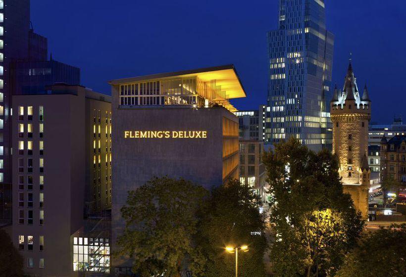 Fleming's Deluxe Hotel Frankfurt City Frankfurt am Main
