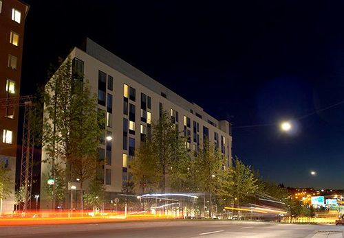 Hotel Courtyard by Marriott Stockholm Estocolmo