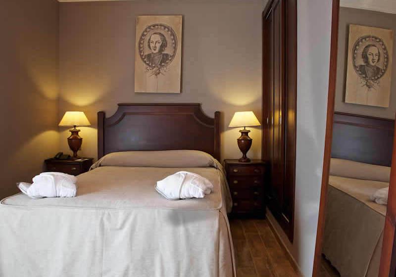 Camera Hotel Marques de la Ensenada Valladolid