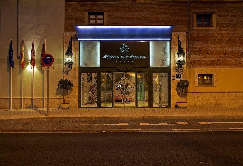 Esterno Hotel Marques de la Ensenada Valladolid