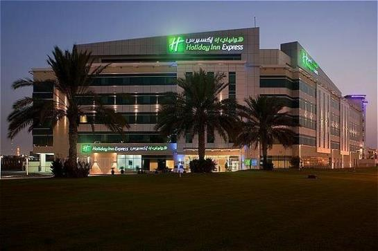 فندق Holiday Inn Express Dubai Airport دبي