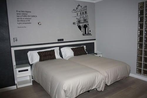 Hôtel LB Villa de Cuenca