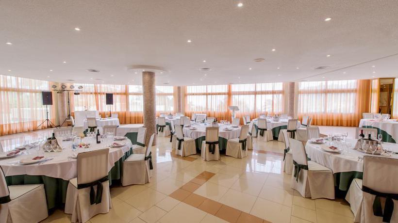 レストラン BlueSense Villajoyosa Resort