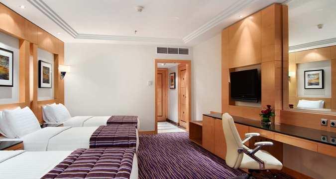 غرفة فندق Makkah Hilton مكة