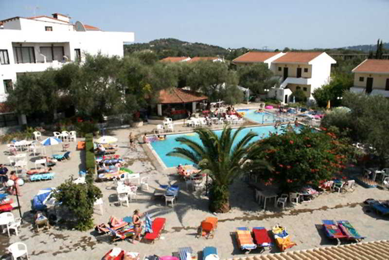 Hotel telemachos dassia the best offers with destinia