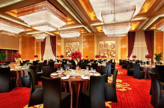 Hotel Sofitel Guangzhou Sunrich Cantão