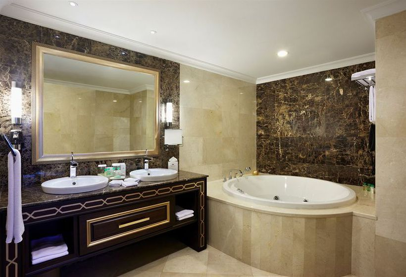 Cuarto de baño Hotel Crowne Plaza Istanbul Asia Estambul