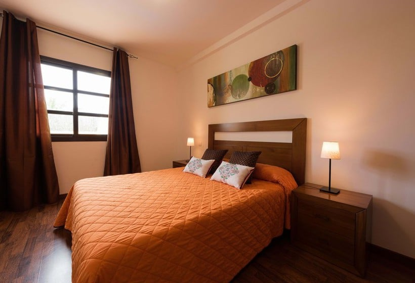 Quarto Hotel Mirador de Lobos Golf Corralejo