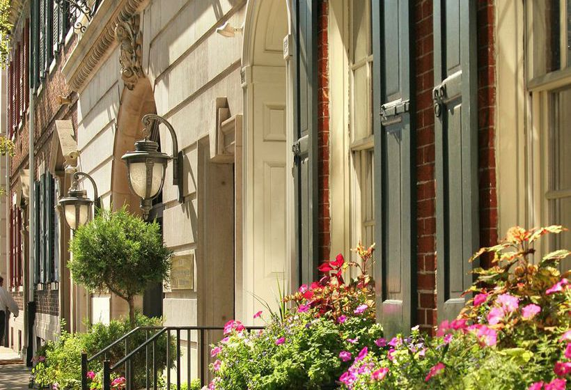 Hotel Rittenhouse 1715 Philadelphia