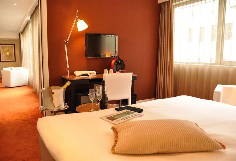 Hotel Sandton Brussels Centre Brüssel