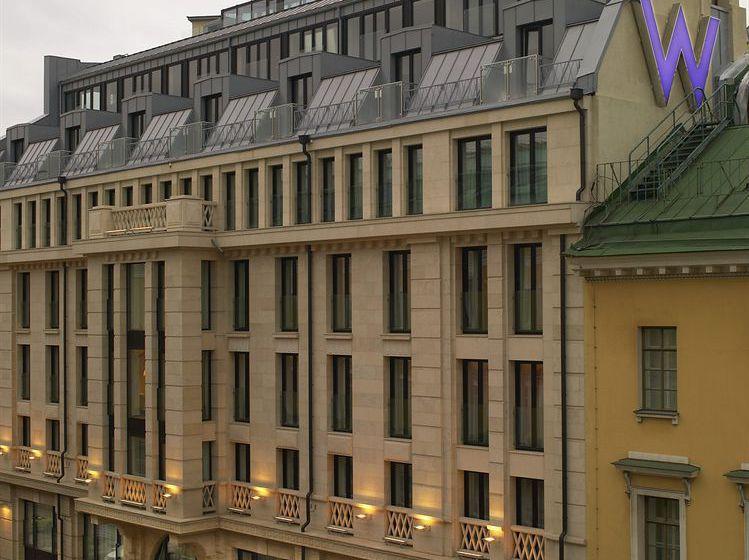 Hotel W St. Petersburg San Petersburgo