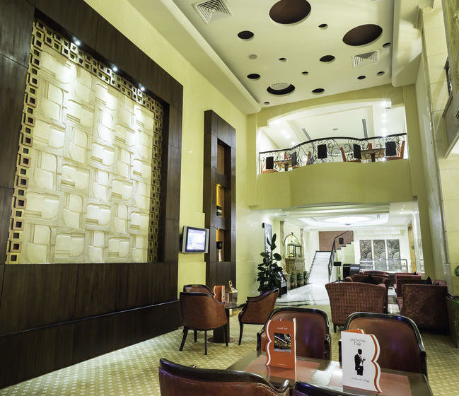 فندق Ramada Dammam & Suites الدمام
