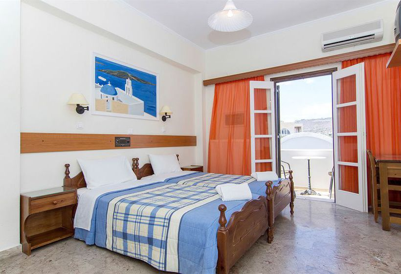 Holiday Beach Resort Santorini