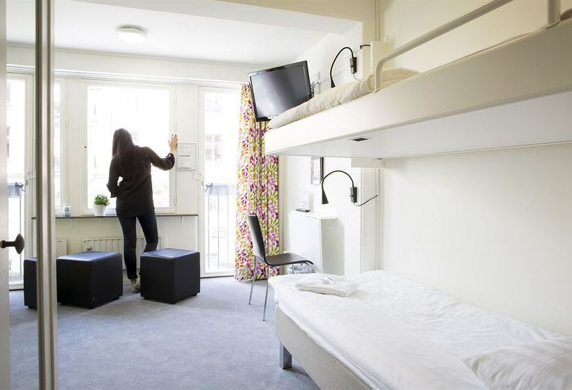 Slottsskogens Vandrarhem & Hotell Gotemburgo