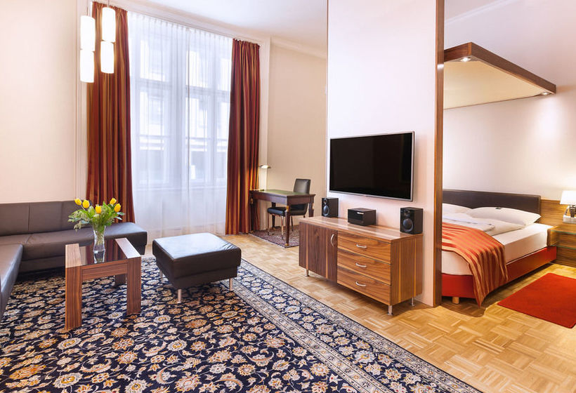 Derag Livinghotels City Apartments Wien فيينا