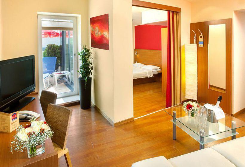 Hotel Star Inn Salzburg Zentrum Salisburgo