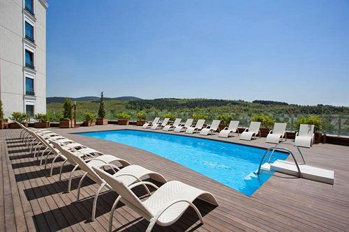 Schwimmbad Hotel Limak Eurasia Luxury Istanbul