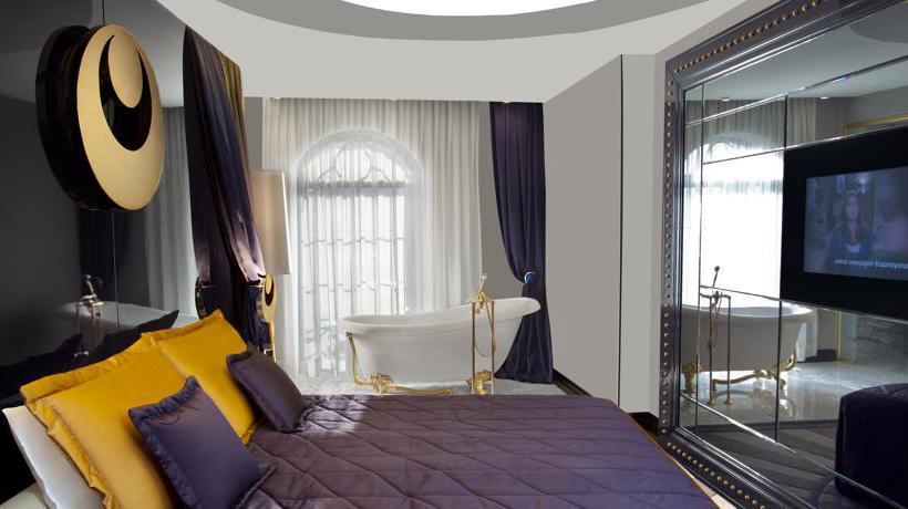 Quarto Hotel Sura Design & Suites  Istambul