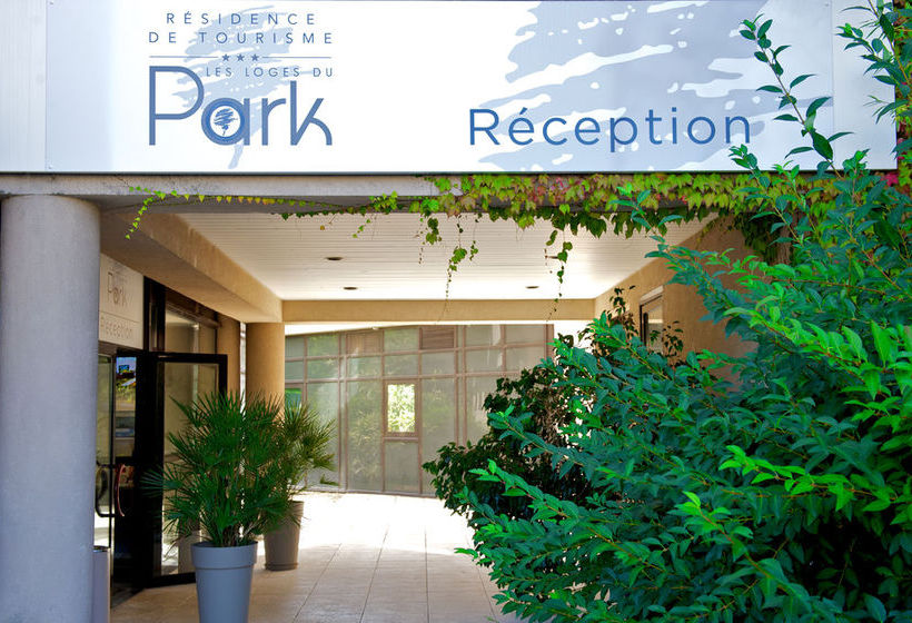 Hôtel Résidence Les Loges du Park Aix-les-Bains