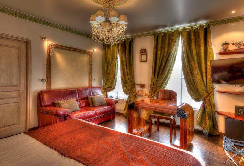 hotel villa aultia ault as melhores ofertas com destinia. Black Bedroom Furniture Sets. Home Design Ideas