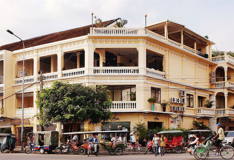 Fcc phnom penh boutique hotel em phnom penh desde 24 for Best boutique hotels phnom penh