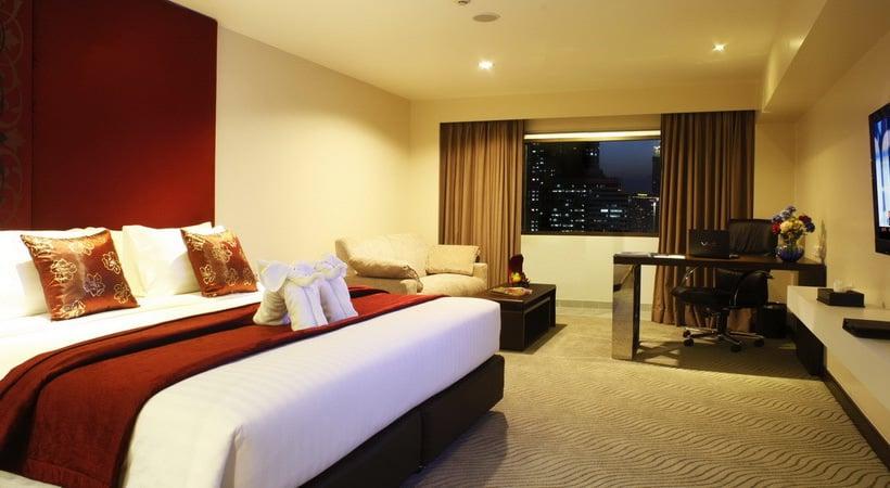 هتل Furama Silom Bangkok بانکوک