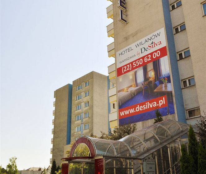 Hotel Wilanow Warszawa by DeSilva Warschau