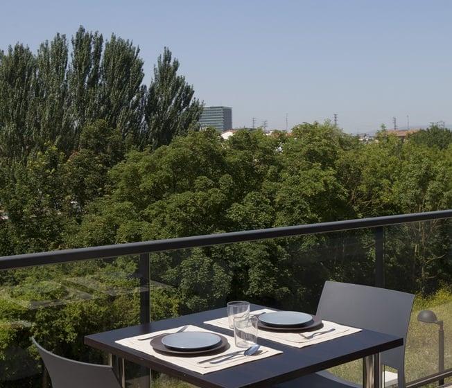 Aparthotel Jardines de Aristi Vitoria