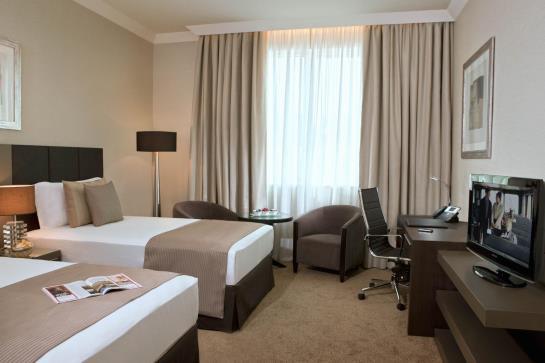 فندق Ramada Abu Dhabi Downtown أبو ظبي