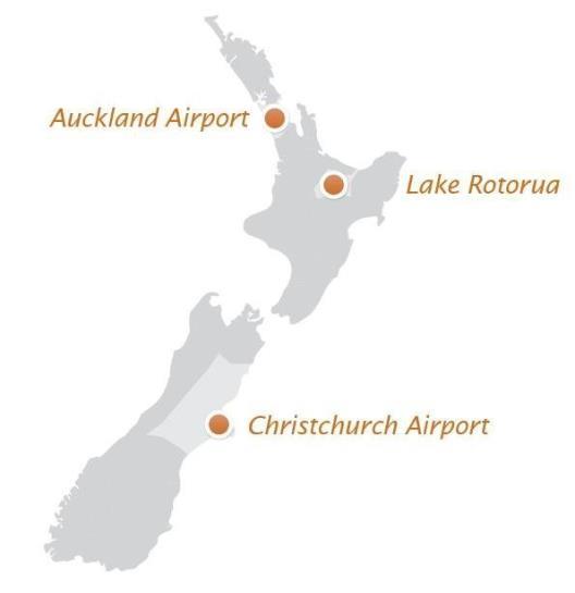 Hôtel Sudima Auckland Airport Mangere