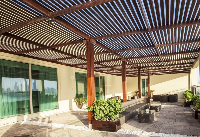 Terras Hotel Rixos The Palm Dubai