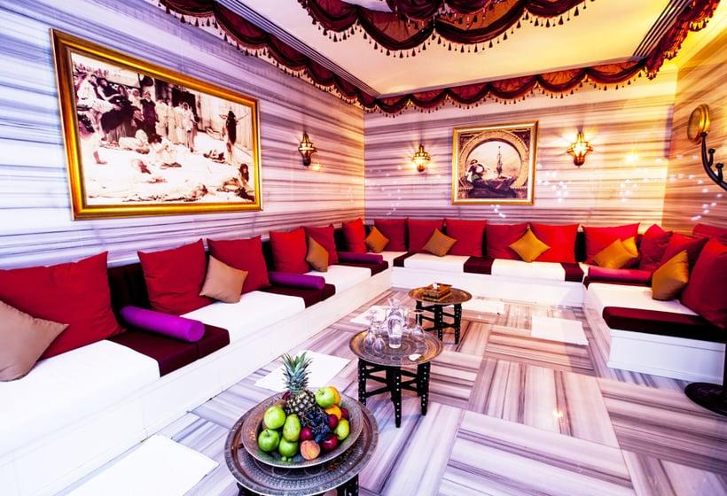 Gedeelde ruimtes Hotel Rixos The Palm Dubai