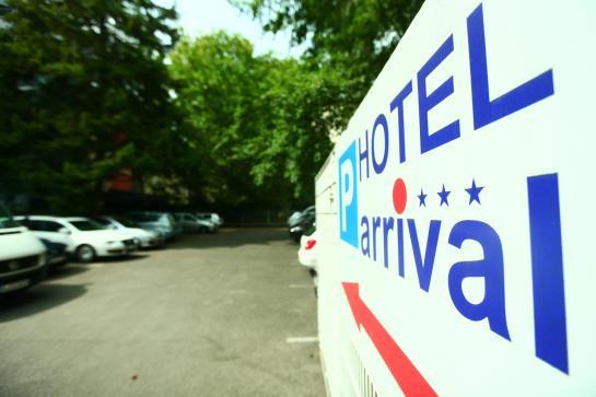 ホテル Arrival ベルリン