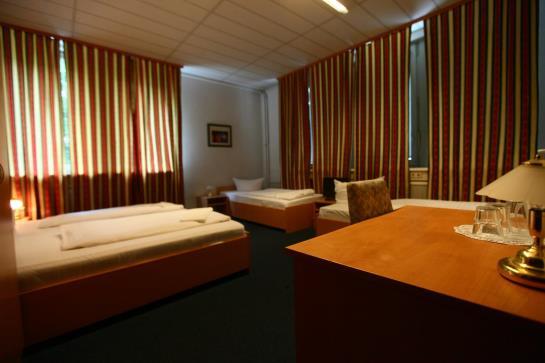 Hotel Arrival Berlim