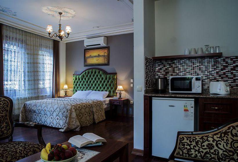 Camera Hotel Tashkonak Studio Suites Istanbul